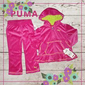 PUMA Jacket & Pants Set Outfit